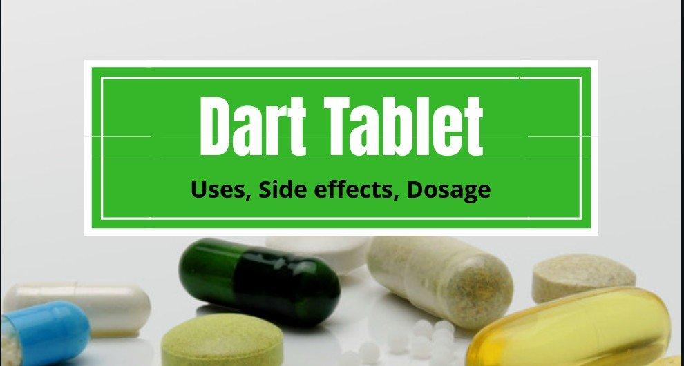 dart tablet
