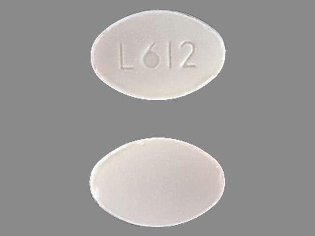 l612 pill image